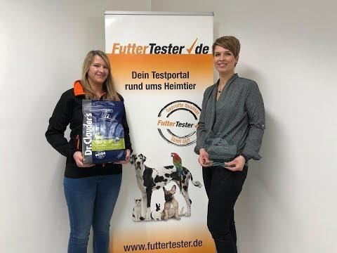 Dr.Clauder´s gewinnt den Futtertester-Award 2017 🐾