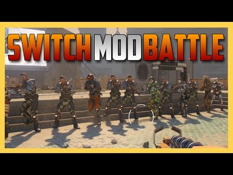 NEW: Switch Mod Battle! Weapon Changes EVERY Death! (Black Ops 3 Mod Tools Custom Game)