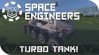 Space Engineers Spotlight | 'HAVw A6 Juggernaut' By D3LT4-07