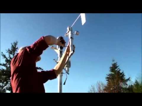Capricorn FLX™: Installing Wind Sensors