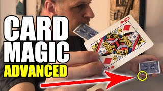 Advanced Card Trick - Not for Beginners