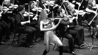 "Susan Aquila - World Premiere ""Concerto for Electric Violin and Orchestra: Suite from Planet Z"""