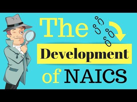 The Development Of NAICS | Class Codes