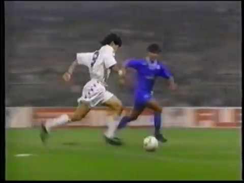 Goles Ivan Zamorano en el Real Madrid