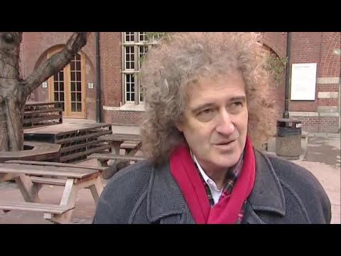 Brian May - December 2010