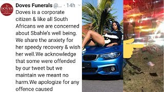My Apology On Sibahle Mpisane's Video And Doves Funerals Shocking Tweet