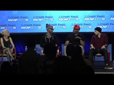 DJ White Shadow, Don Cannon, Mick Boogie at the 2012 ASCAP EXPO (Part 2 of 2)
