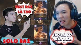 Bé Chanh vs Supper TV - Kèo SOLO Raz Không Ngọc | Best Raz Việt Nam