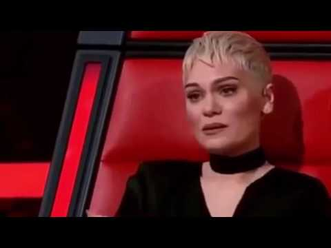 Jessie J Gets Emitional-The Voice Australia 2016