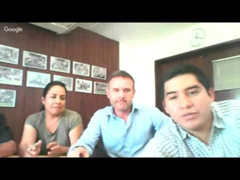Pre-Arrival Conference Call: Peru 27 Community Economic Development (CED)