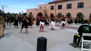 Hula workshop held by Kumu Uncle Mark Keali'i Ho'omalu (Academy of ...