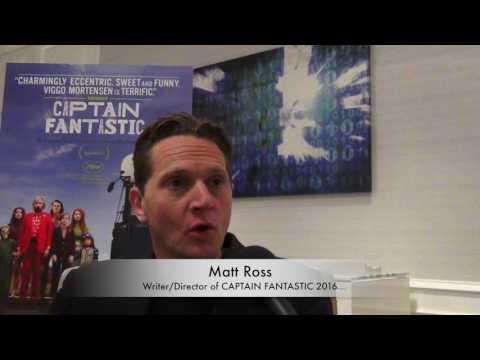 Matt Ross on Captain tastic, Viggo Mortensen, Gavin Belson, CEO of Jooli in HBO's Silicon Valley