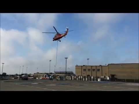 Helicopter on the Jobsite
