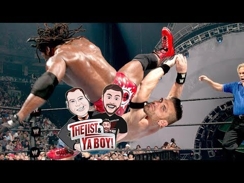 The List & Ya Boy Wrestling Podcast #58: Graves vs. Booker, Cena, Elimination Chamber, Guest Raven