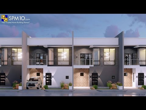 2-Storey Townhouse Concept