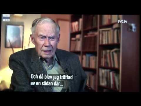 Axel Ahlfors intervjuas i SVT24