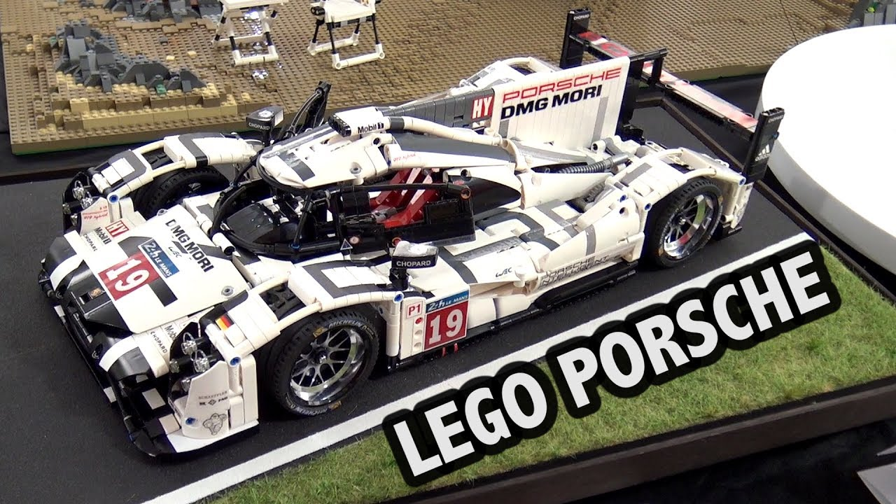 awesome lego technic porsche 919 hybrid paredes de coura. Black Bedroom Furniture Sets. Home Design Ideas