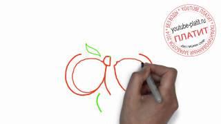 Как ребенку карандащом нарисовать бабочку(Как нарисовать бабочку поэтапно простым карандашом за короткий промежуток времени. Видео рассказывает..., 2014-06-29T07:22:02.000Z)