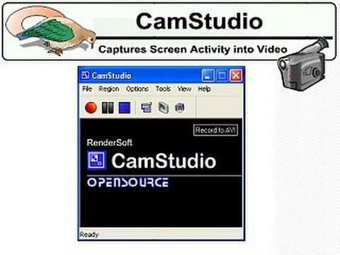 Jak Nagrywać Przez CamStudio