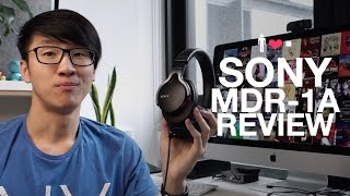 Sony MDR-1A Portable Headphone Review