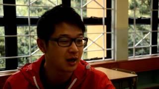 才俊學校作品「『你』想的工作」拍攝花絮