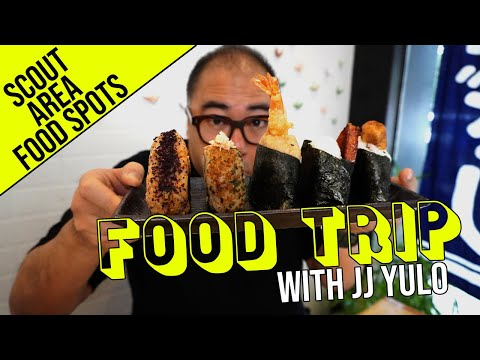 Best Eats In QC's Timog-Morato Area | Food Trip W/ JJ Yulo