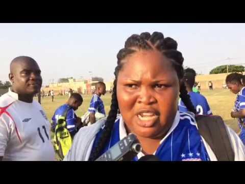 Le football féminin au Togo