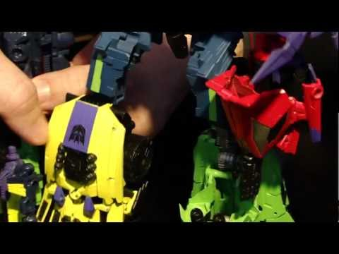 Bruticus Transformers Generations Fall of Cybertron 2