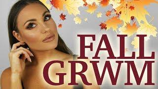 GRWM FALL EDITION