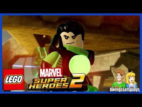 Lego Marvel Super Heroes 2 Free Roam Adventures Part 44