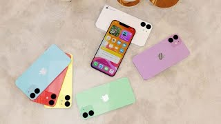 Conceito!!! Cores do iPhone 12 | Vaza data do evento Apple | Valores | Armazenamento.