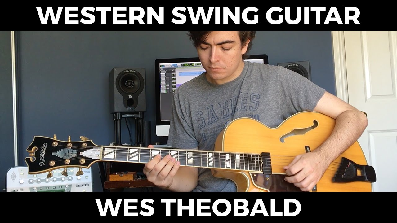 Western Swing Guitar Lesson Time Jumpers Guitar Licks Wes