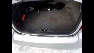 Чистка ковролина багажника(Чистка ковролина в багажнике своими руками., 2015-10-20T10:41:06.000Z)