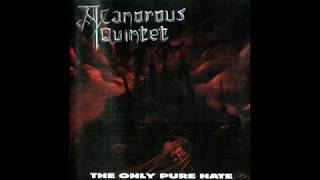 Watch A Canorous Quintet Selfdeceiver the Purest Of Hate video