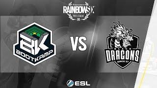 Rainbow Six Pro League - Season 7 - LATAM - BootKamp Gaming vs. Black Dragons - Week 3 thumbnail
