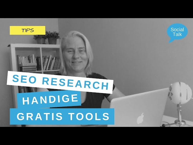 Gratis SEO research tools