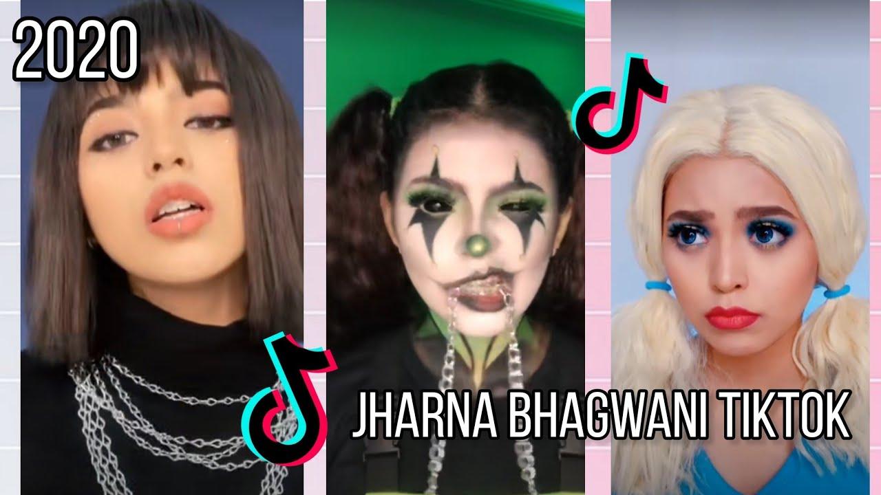 Jharna Bhagwani Tiktok Compilation 2020 Youtube