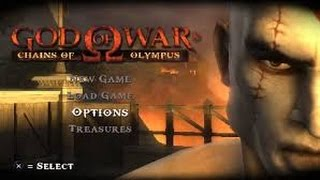 [85MB]God Of War:Chains Of Olympus Highly Compressed For PPSSPP