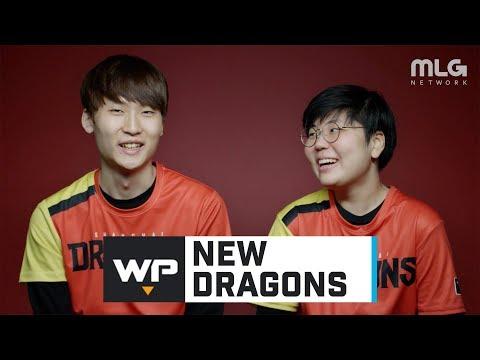 Meet The New Shanghai Dragons!