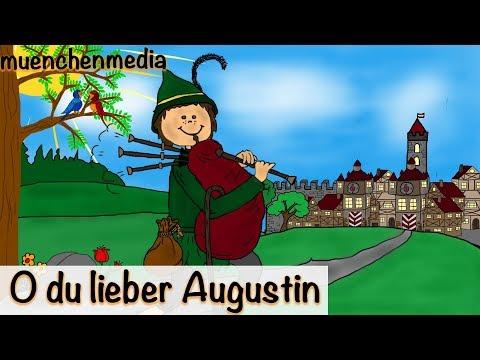 Kinderlieder deutsch - O du lieber Augustin - Kinderlieder zum Mitsingen
