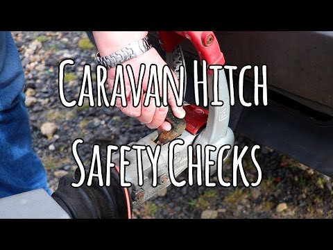Caravan Hitch Safety