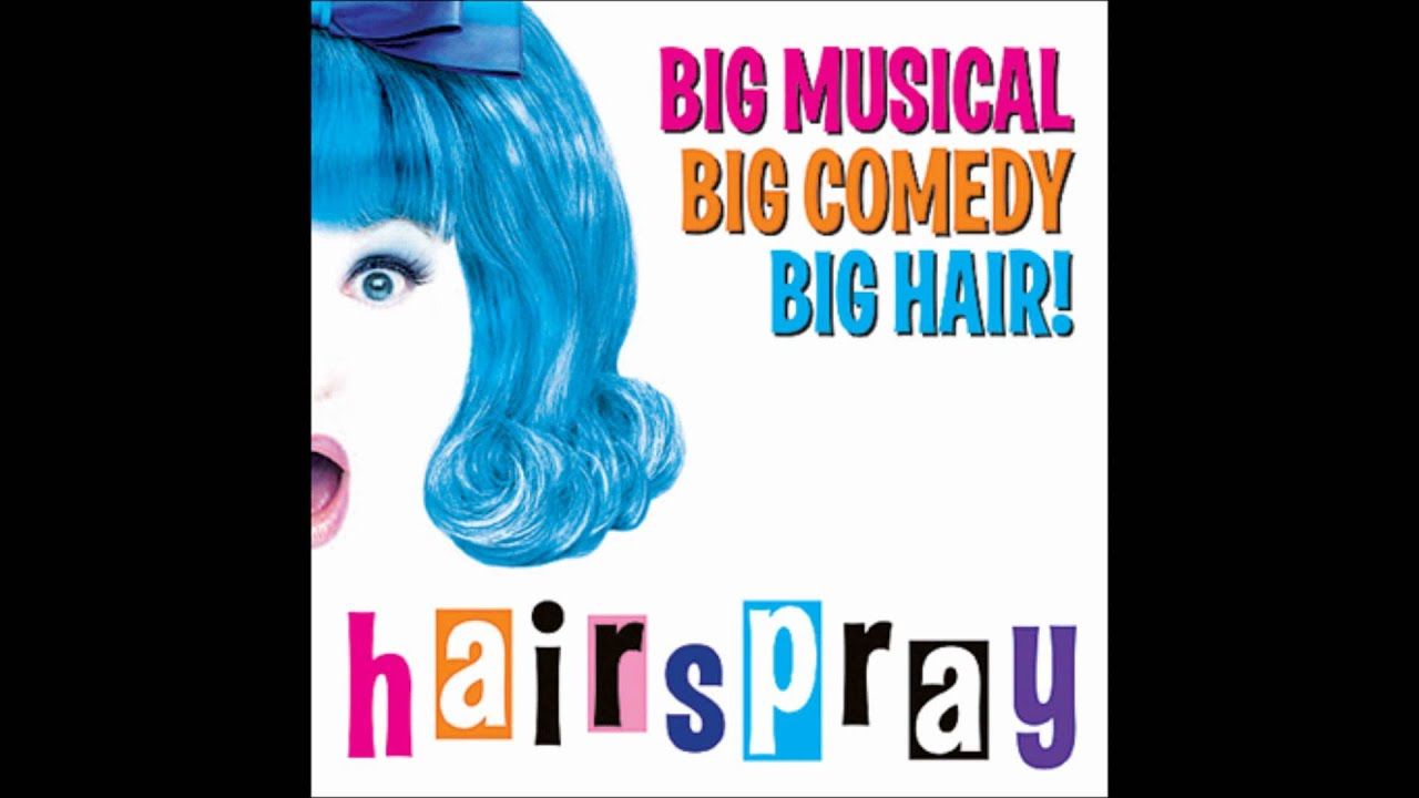 Welcome To The 60s Hairspray Original Cast Recording