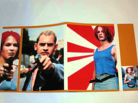 music in slow motion - Lola Rennt / Run Lola Run Soundtrack - Running Three