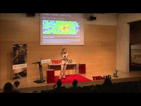 Smart urban planning -- designing urban land use from urban time use: Lluïsa Marsal at TEDxUdG