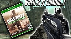 Why Won't They Release Modern Warfare 2 Remastered Multiplayer.?