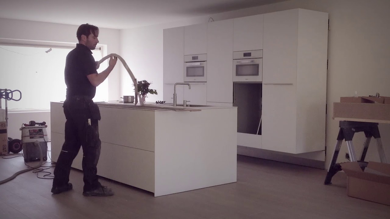 Bulthaup B3 Timelapse - Mounting Bulthaup B3 Kitchen - Youtube