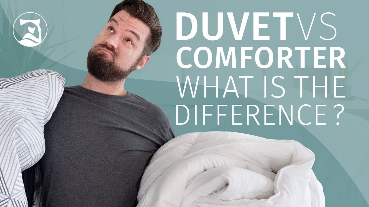 Duvet Vs Comforter What S The Difference Youtube