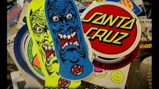 Vintage Old School Skateboard Stickers Big Collection