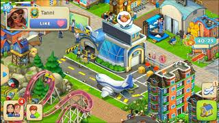 TOWNSHIP LEVEL 100 GAMEPLAY #4