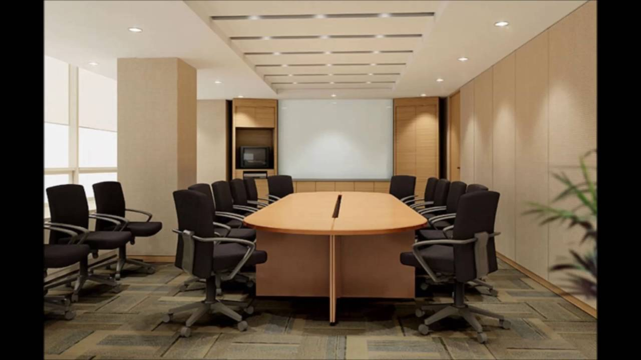 Interior Design For Conference Room  YouTube